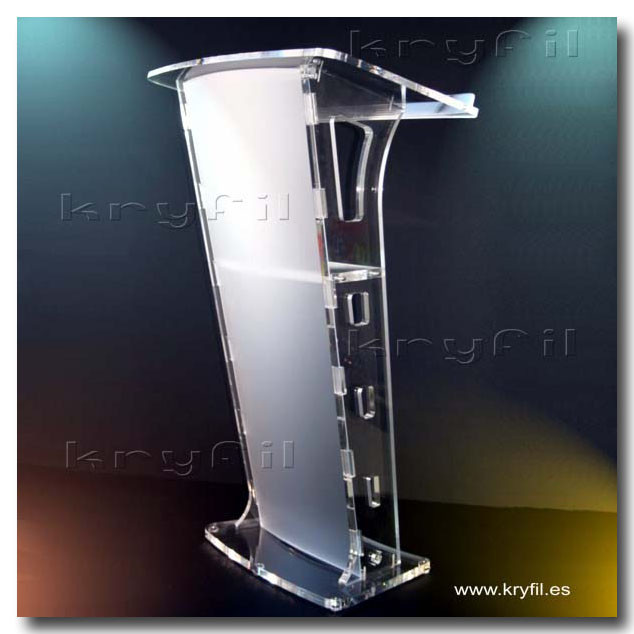 Presidential and Proffesional acrylic lectern