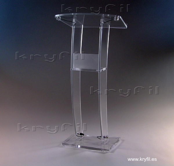 lecterns , podiums , pulpits , pedestals , church