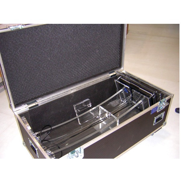 Flight-Case with wheels