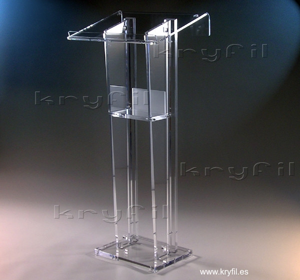 Conference acrylic Lectern - Clasic