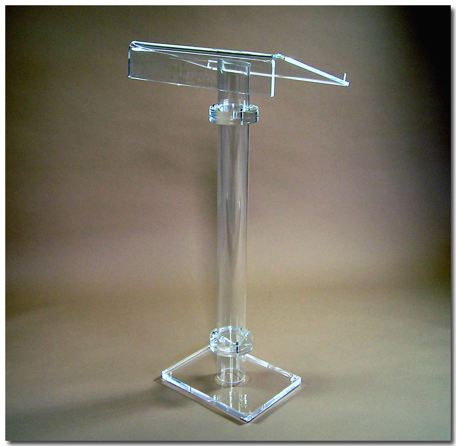 Light And Economic Acrylic Lectern For Churches