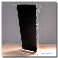 Professional Acrylic Lectern