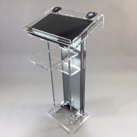 Multimedia acrylic Lecterns & Podiums