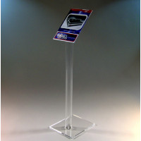 Clear Acrylic Dispaly Stand
