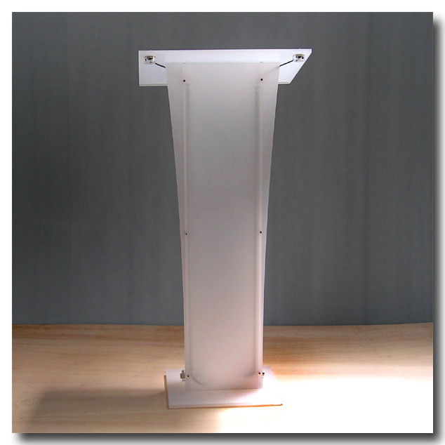 Lucite Acrylic lecterns