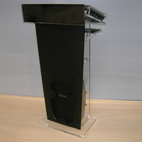 full equiped lecterns and podioums