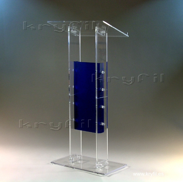 Detachable Acrylic Lectern 2