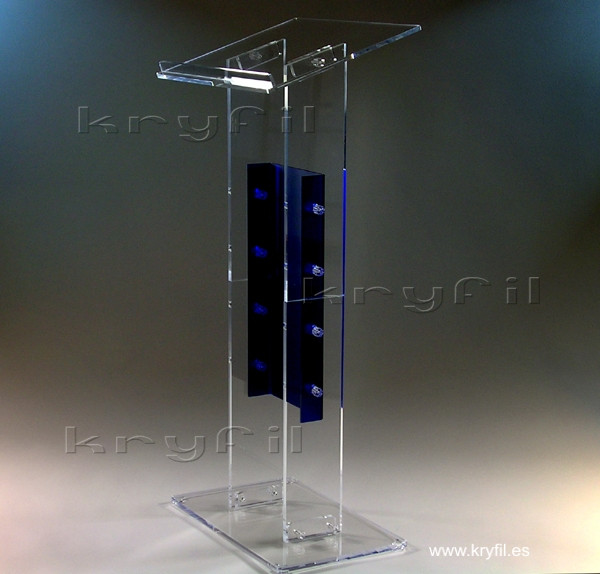 Detachable Acrylic Lectern
