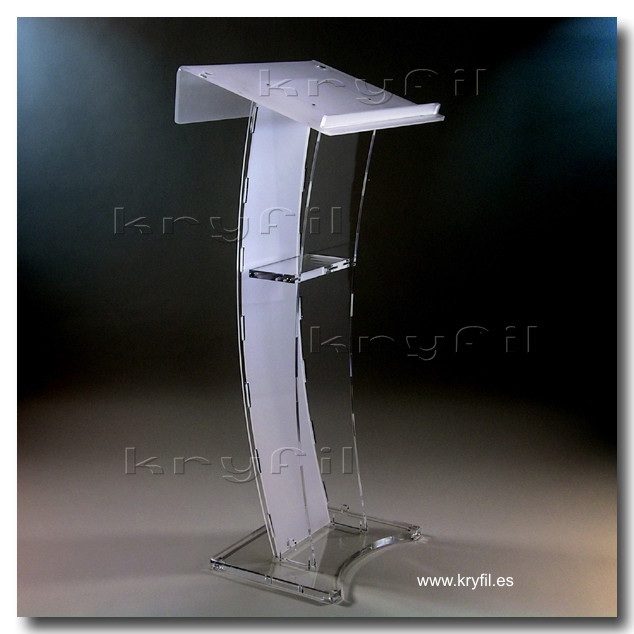 Low cost Acrylic lecterns and podiums