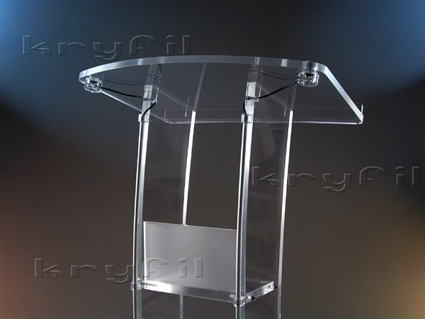 church lectern,church furniture, acrylic lectern