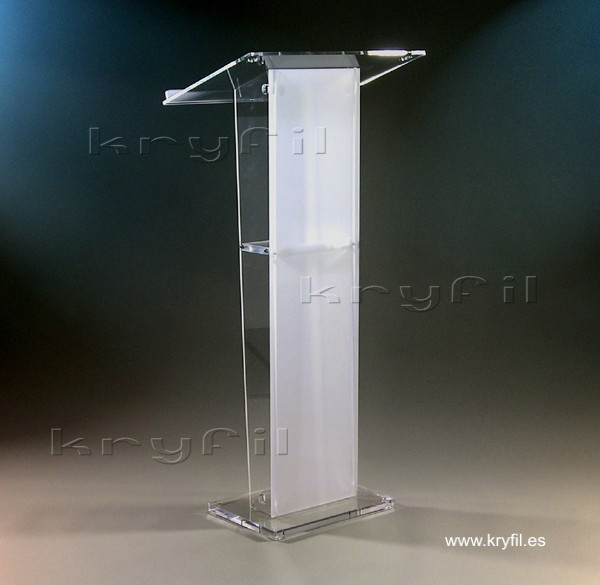 Low cost Acrylic Lectern Eco
