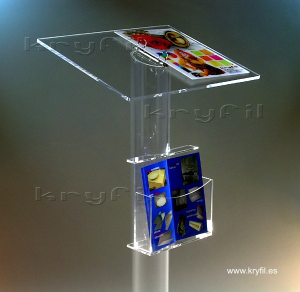 Acrylic Display Stand 4