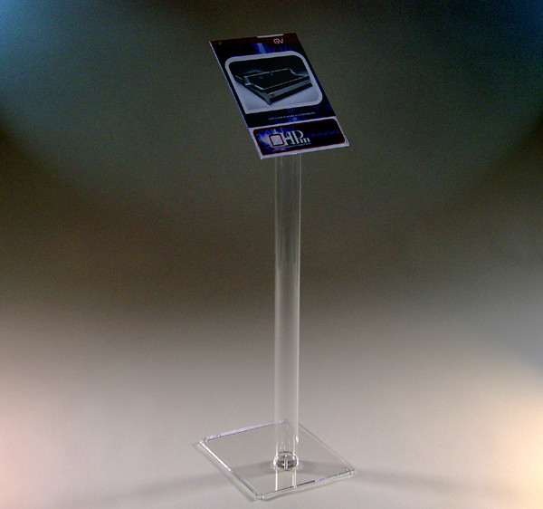 Acrylic Dispaly Stand